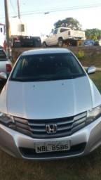 Honda city 1.5 LX completo 2012.12. 93 mil km, pneus novos - 2012