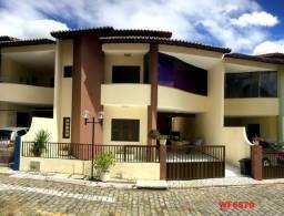 CA1054 novo Milênio 3, casa em condomínio, 3 suítes, 3 vagas, projetada, lazer completo