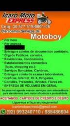 Ícaro moto express (micro-empresa)