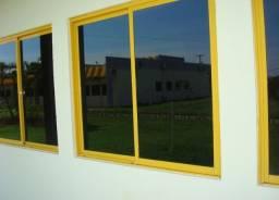 Pelicula Insulfilm para sua Casa (Portas, janelas, Teto etc.)
