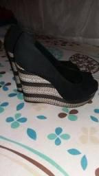 Sapato da bebecê