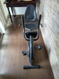 Bicicleta Ergométrica Horizontal Magnética MAG5000H - Dream