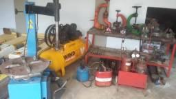 Equipamentos usados para oficina mecânica