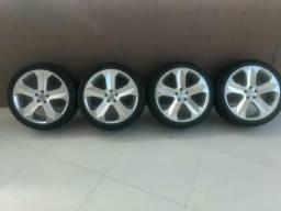 Vendo jogo de rodas aro18 BMW X6-(2.700,00)