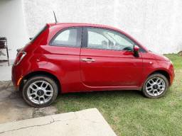 Fiat 500 automatic - 2013