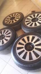 Rodas 15 com pneu