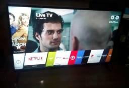 Vendo está Smart Tv LG 49 polegadas