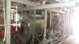 Caldeira à Gás Glp Gnv ou Óleo 1250kw - #3362