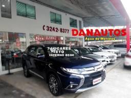Outlander 3.0 Gt 4x4 V6 Automática Gasolina - 2017