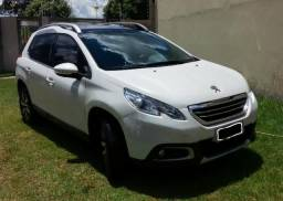 Peugeot 2008 Griffe Ano 2015/16 - 2016