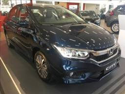 Honda City Exl Cvt 0Km Taxa Zero!!! Oportunidade