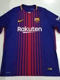Camisa Barcelona Home Player 17/18 - Tam.: G