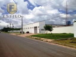 1182 - (1182) Galpão no Parque Industrial