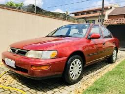 Corolla DX Ano 1995 Automático - 1995