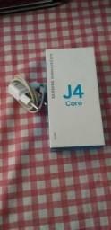 J4 core com nota fiscal