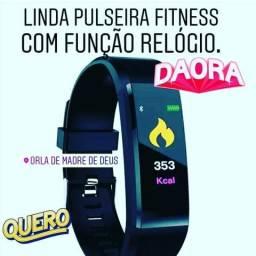 Pulseira Inteligente Fitness IP67