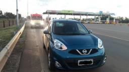 Nissan March 1.6 SV - Impecável - 2016