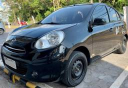 Nissan march s 1.0 mt 2014