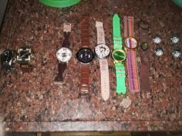 Relógios lote