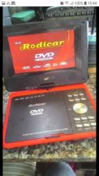 Vendo Dvd portatil