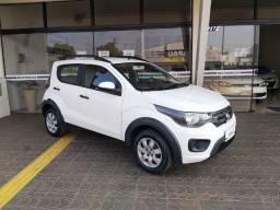 Fiat Mobi Way 1.0 Flex - 2017/2018 - R$ 36.000,00