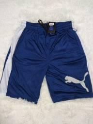 Shorts refletivo