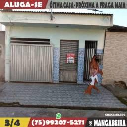 Ótima Casa 3/4-Próxima a Av. Fraga Maia-Feira de Santana-Ba