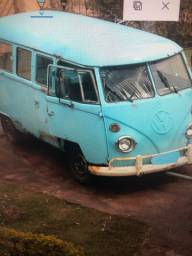 VW kombi Corujinha 74