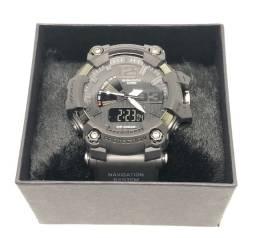 Relógio Casio G-shock GA-700 Com Pulseira e Caixa Preta Com Garantia Produto Novo