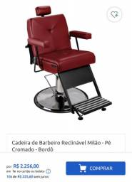 KIT BARBEARIA COMPLETA
