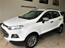 Ford EcoSport Freestyle 1.6 Flex 2017 -Único Dono, Estepe sem Uso