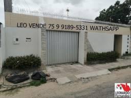 Leo vende, casa a venda ampla Sitio Novo 3 quartos