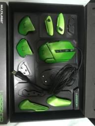 Mouse Gamer Profissional - MO247 (com Nota)
