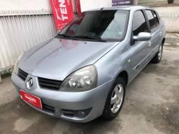 Renault Clio Sedan Privilege 1.6 ano 2006 completo