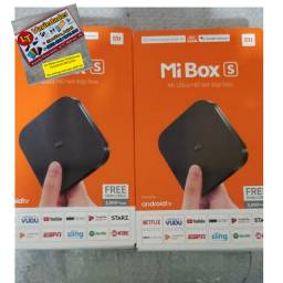Xiaomi Mi Box S Global Tv 4k Android