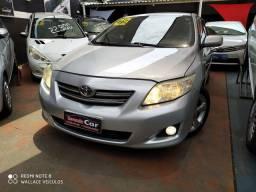 Corolla 2009 altomatico kit gás 5 geração top