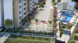 Apartamento residencial à venda, Lagoa Redonda, Fortaleza.