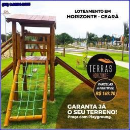 Loteamento Terras Horizonte as Margens da BR-116!!