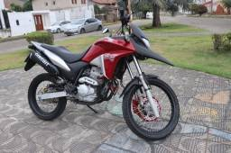 Moto Honda Xre 2014 Vermelha