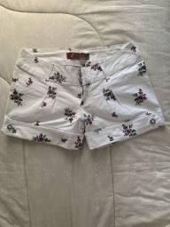 Shorts Jeans - tamanho 40 semi novo