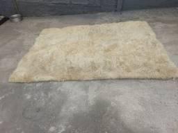 Tapete lã de carneiro legítimo
