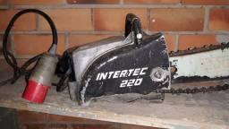 Motosserra eletrica intertec 220