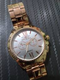 Relógio novo masculino (vendo ou troco por algo do meu interesse)