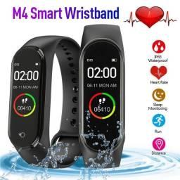 Puseira Relógio Smart M4 inteligente