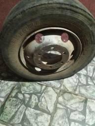 Vendo 1 roda sem Câmara 250,00reais