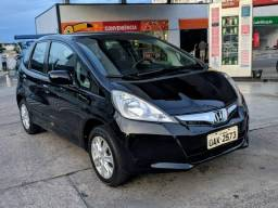 Honda Fit LX 1.4 AUT. - 2014/ Único dono/ Manual/ Chave reserva/ Nota fiscal    - 2014