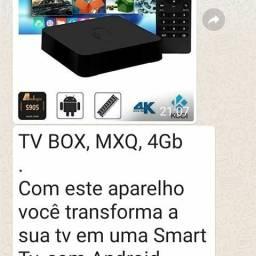 Tv box ,mxq 4gb