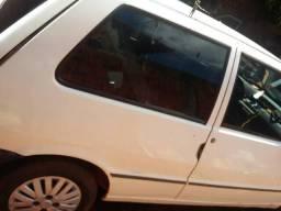 Uno 2003 motor fire  - 2003