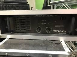 Amplificador Tip 2000