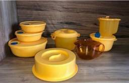 Kit microondas tupperware